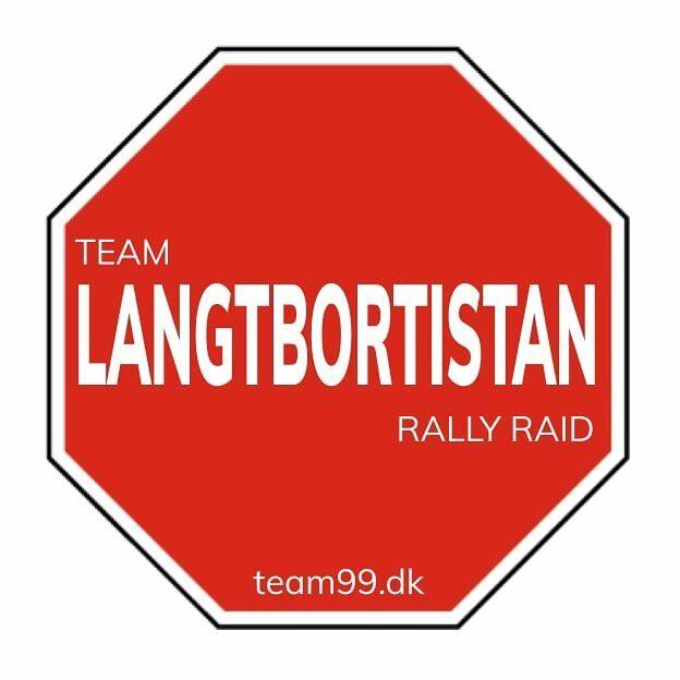 Team Langtbortistan Rally Raid